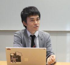 前島 鷹賢氏