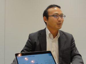 ニュータニックス・ジャパン合同会社 シニアソリューションアーキテクト 鈴木孝規氏
