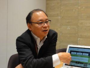 ニュータニックス・ジャパン合同会社 Systems Engineering Director 露峰光氏