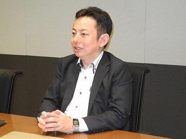 日本ヒューレット・パッカード株式会社 ハイブリッドIT事業統括  ハイブリットIT統括本部 エバンジェリスト 山中伸吾氏