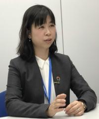 大和総研 システムマネジメント本部 オープンシステム開発第一部 開発五課長 副部長 小松優子氏